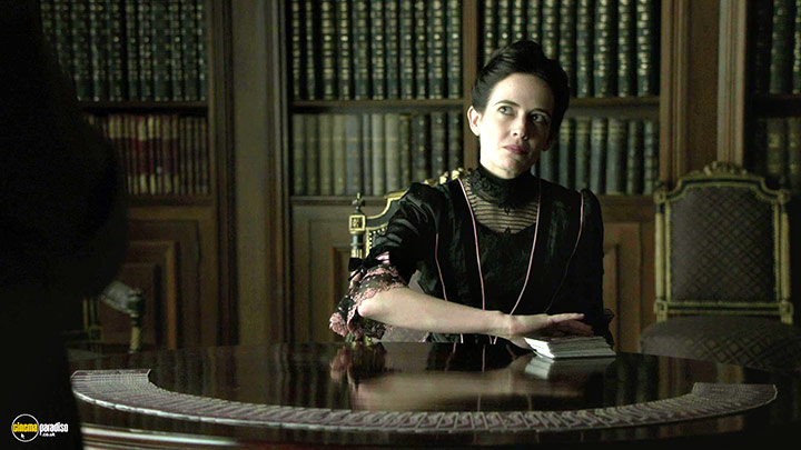 A still #4 from Penny Dreadful: Series 1 (2014) With Eva Green