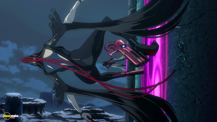 A still #10 from Bayonetta: Bloody Fate (2013)