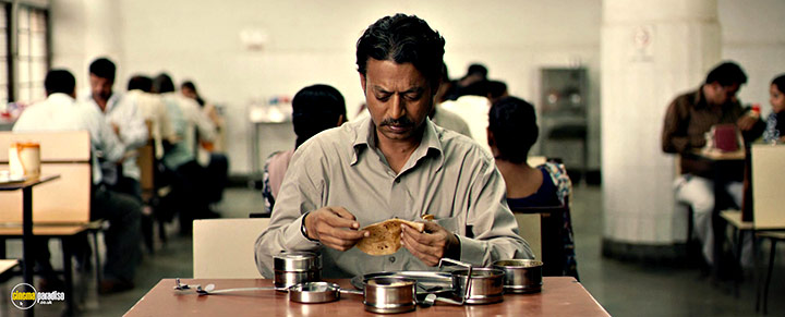 A still #21 from The Lunchbox (2013) With Irrfan Khan