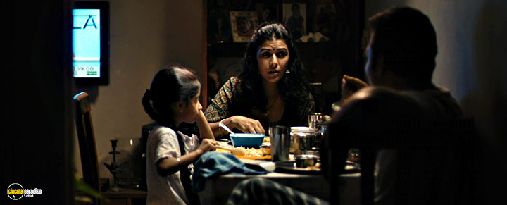 A still #19 from The Lunchbox (2013) With Nimrat Kaur