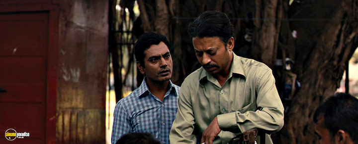 A still #14 from The Lunchbox (2013) With Nawazuddin Siddiqui