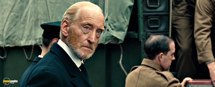 A still #18 from The Imitation Game (2014) With Charles Dance