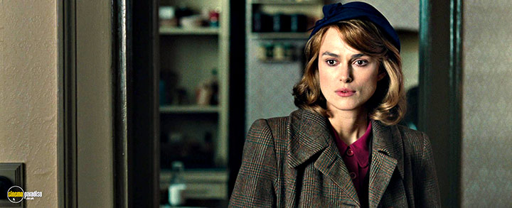 A still #14 from The Imitation Game (2014) With Keira Knightley