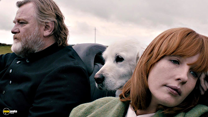 A still #19 from Calvary (2014) With Brendan Gleeson And Kelly Reilly