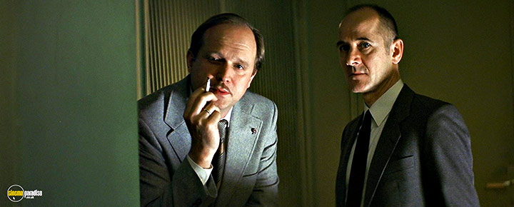 A still #3 from The Lives of Others (2006) With Ulrich Tukur And Ulrich Mühe