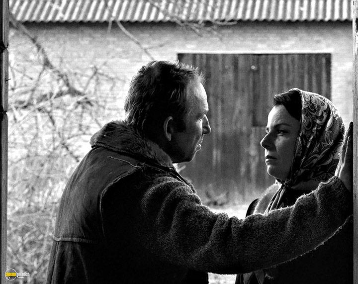 A still #18 from Ida (2014) With Agata Kulesza
