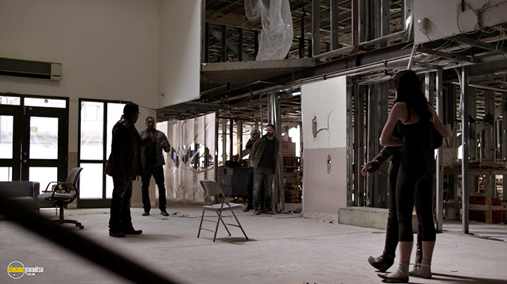 A still #28 from Continuum: Series 3 (2014)