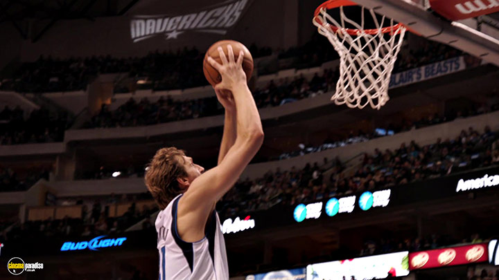 A still #13 from Nowitzki: The Perfect Shot (2014)
