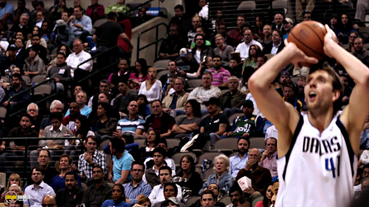 A still #6 from Nowitzki: The Perfect Shot (2014)