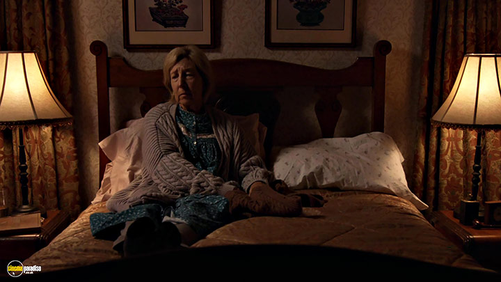 A still #20 from Insidious: Chapter 3 (2015) With Lin Shaye