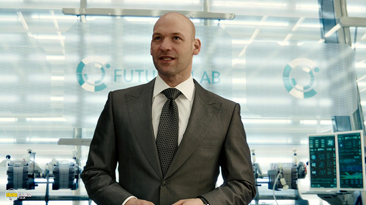 A still #30 from Ant-Man (2015) With Corey Stoll