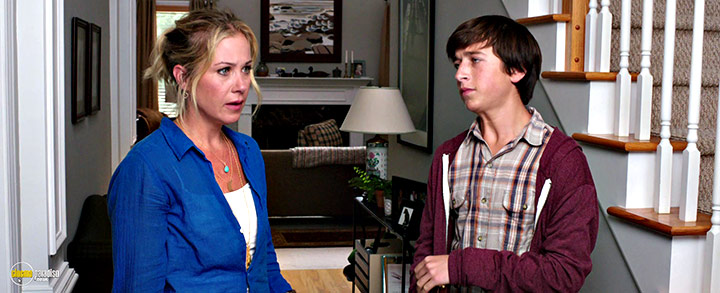 A still #37 from Vacation (2015) With Christina Applegate And Skyler Gisondo