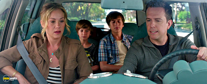 A still #34 from Vacation (2015) With Christina Applegate, Ed Helms, Skyler Gisondo And Steele Stebbins