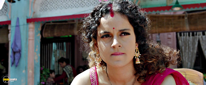 A still #3 from Tanu Weds Manu Returns (2015) With Kangana Ranaut