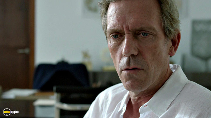 A still #44 from The Night Manager (2016) With Hugh Laurie