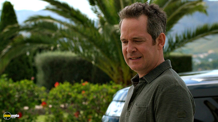 A still #39 from The Night Manager (2016) With Tom Hollander