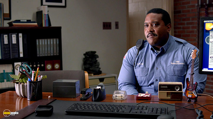 A still #6 from Orange Is the New Black: Series 3 (2015) With Germar Terrell Gardner