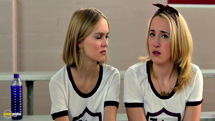 A still #21 from Yoga Hosers (2016)