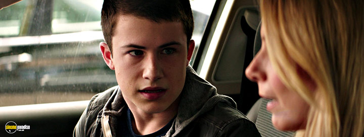 A still #6 from Goosebumps (2015) With Dylan Minnette