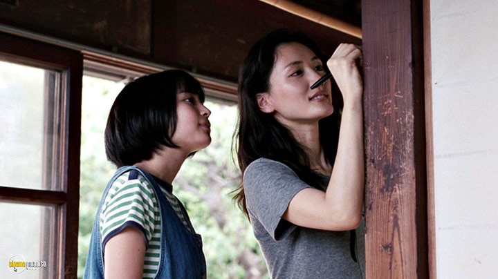 A still #5 from Our Little Sister (2015) With Haruka Ayase And Suzu Hirose