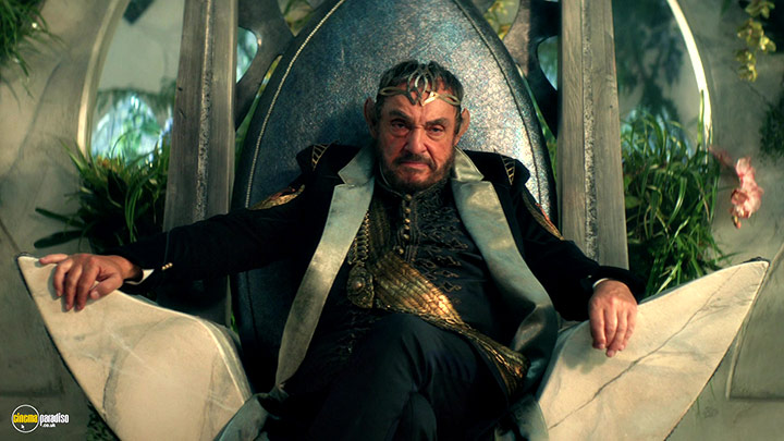 A still #2 from The Shannara Chronicles: Series 1 (2016) With John Rhys-Davies