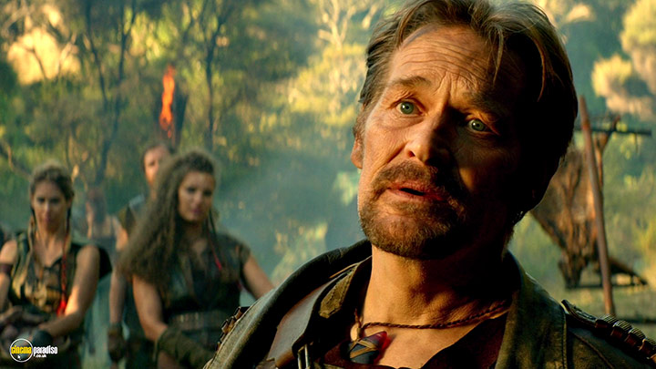 A still #5 from The Shannara Chronicles: Series 1 (2016) With James Remar