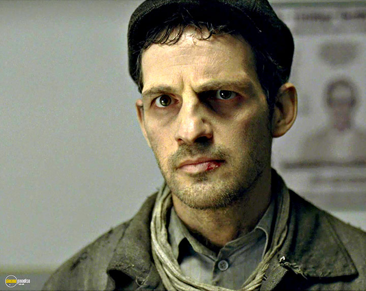A still #2 from Son of Saul (2015) With Géza Röhrig