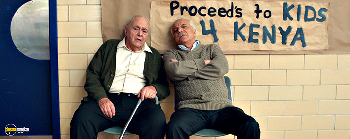 A still #4 from My Big Fat Greek Wedding 2 (2016) With Michael Constantine