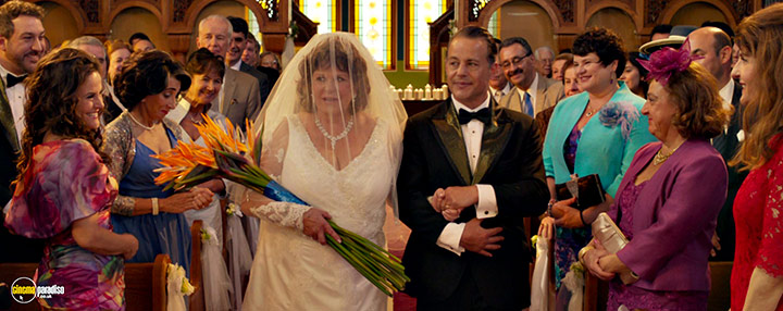 A still #6 from My Big Fat Greek Wedding 2 (2016) With Louis Mandylor