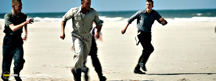 A still #8 from Land of Mine (2015)
