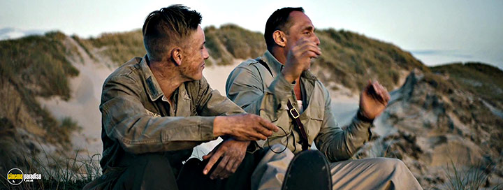 A still #5 from Land of Mine (2015)
