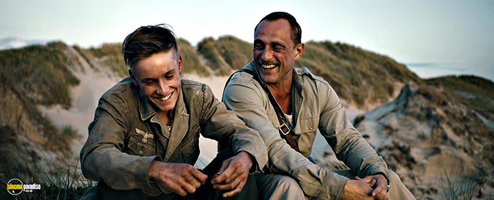 A still #2 from Land of Mine (2015)