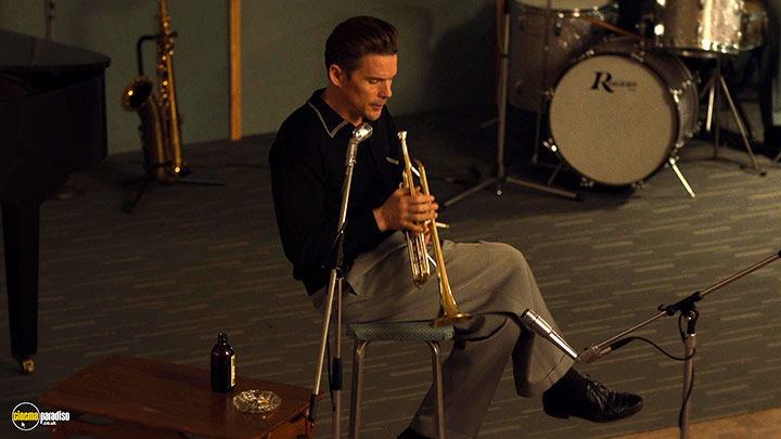 A still #2 from Born to Be Blue (2015) With Ethan Hawke