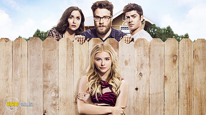 A still #1 from Bad Neighbours 2 (2016) With Rose Byrne, Seth Rogen, Zac Efron And Chloë Grace Moretz