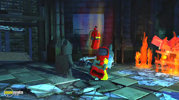 A still #9 from Lego DC Super Heroes: Batman 2 (2012)