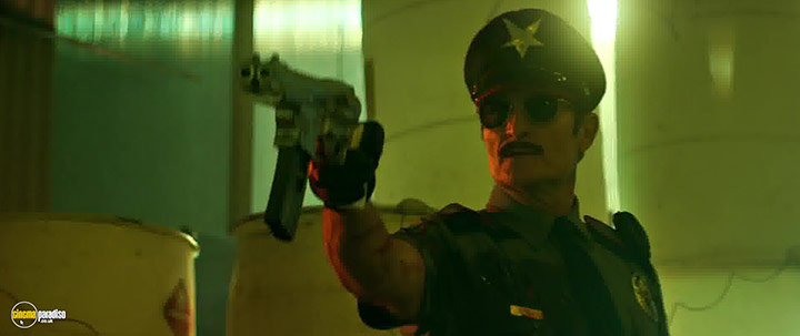 A still #4 from Officer Downe (2016)