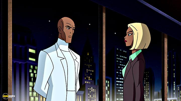 A still #3 from Superman: Doomsday (2007)