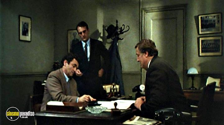 A still #4 from Maigret: Series 1: Part 1 (1992)