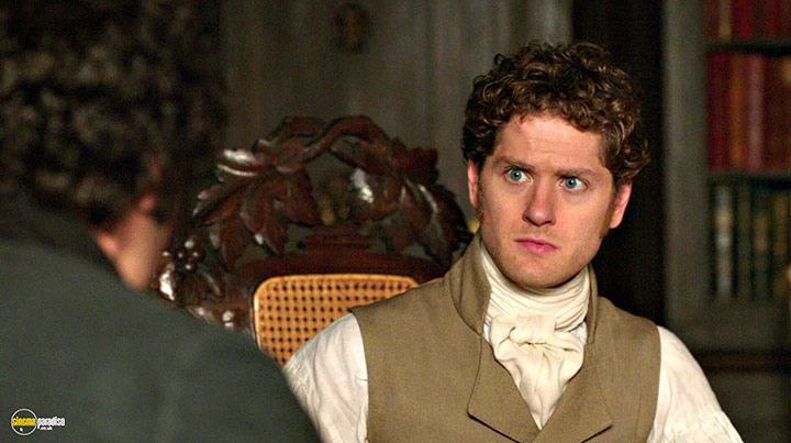 A still #4 from Poldark: Series 2 (2016) With Kyle Soller