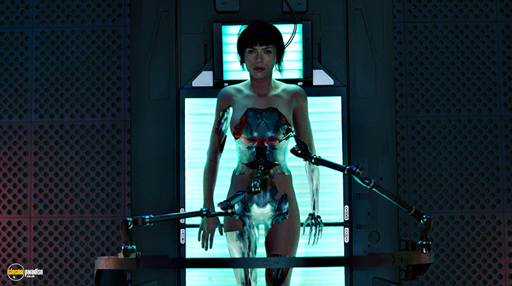 A still #7 from Ghost in the Shell (2017)
