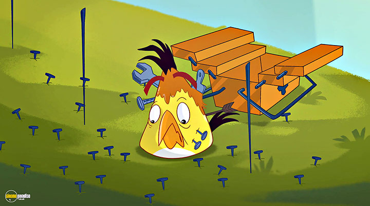 A still #13 from Angry Birds Toons: Series 3: Vol.1 (2015)