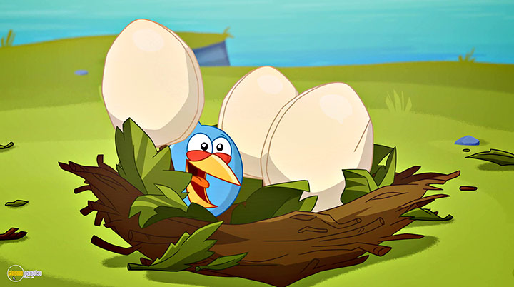 A still #12 from Angry Birds Toons: Series 3: Vol.1 (2015)