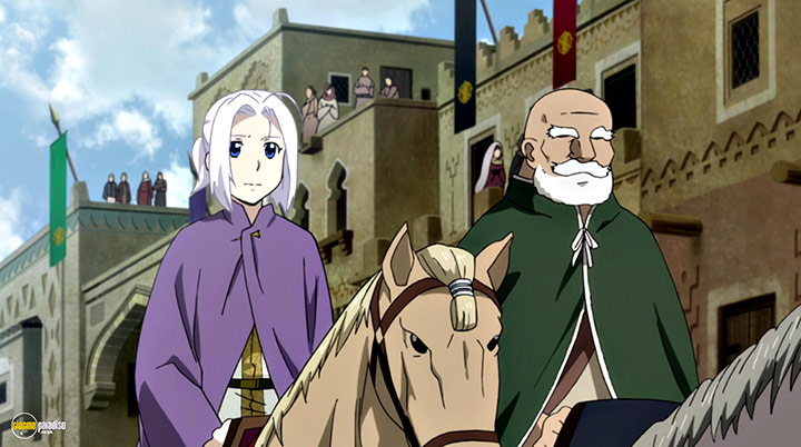 A still #41 from The Heroic Legend of Arslan: Series 1: Part 1 (2015)