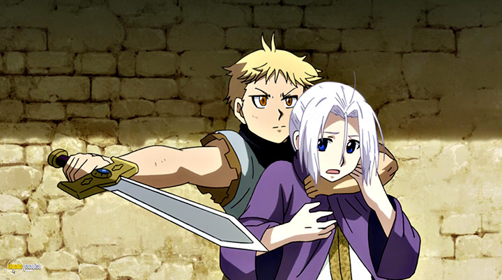 A still #39 from The Heroic Legend of Arslan: Series 1: Part 1 (2015)