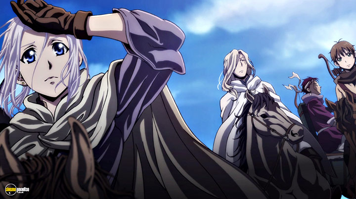 A still #38 from The Heroic Legend of Arslan: Series 1: Part 1 (2015)