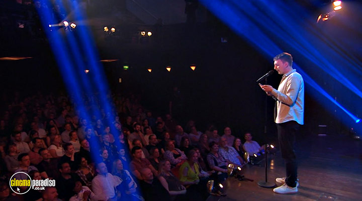 A still #2 from Joe Lycett: That's the Way, A-Ha, A-Ha: Live (2016)