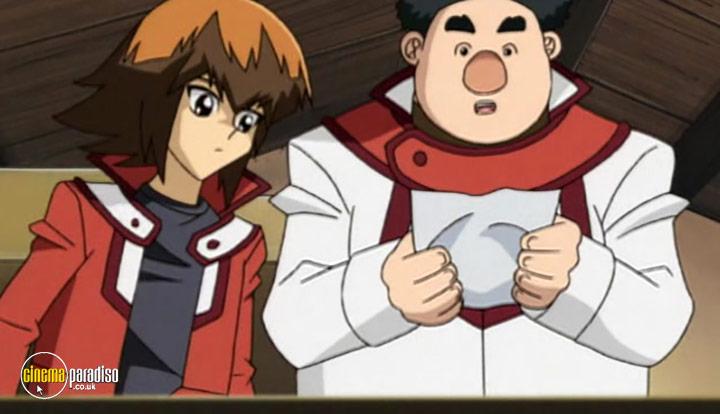 A still #4 from Yu-Gi-Oh! GX: Series 1 (2005)