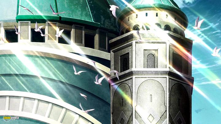 A still #45 from Aquarion Evol (2012)