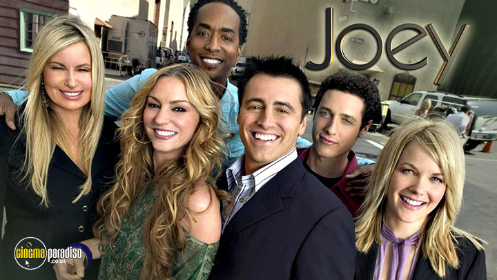 Joey Series online DVD rental