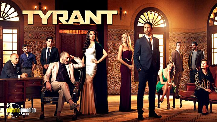 Tyrant online DVD rental